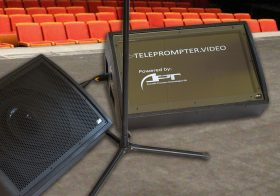 Apt-SM-V Video Teleprompter AutoCue