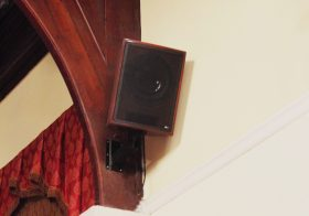 Launceston Town Hall re-fit features Apt-GB Speakers